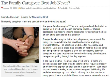 The Family Caregiver